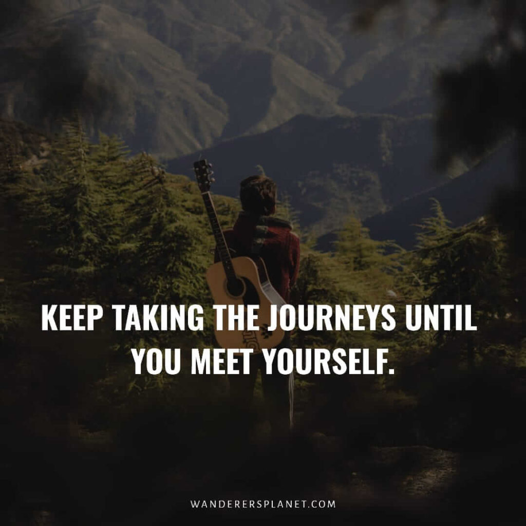 Wander quotes