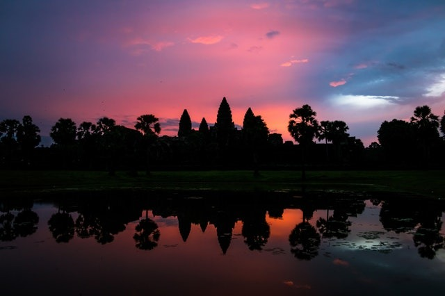 cambodia - honeymoon destinations in asia