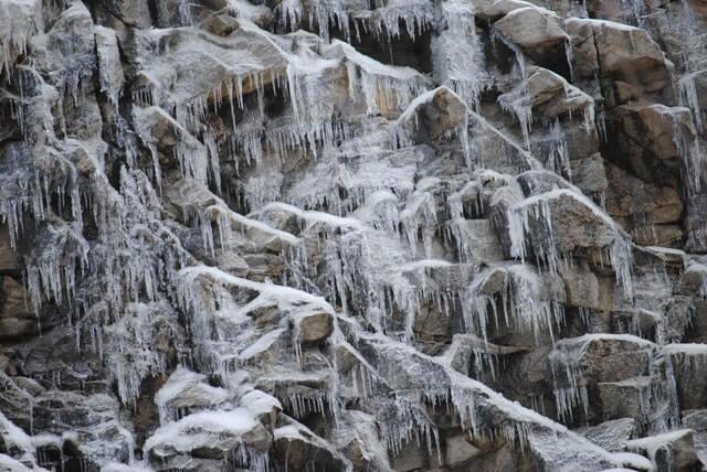 waterfalls near las vegas