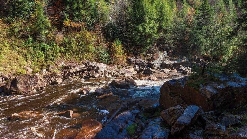 secret places in West Virginia